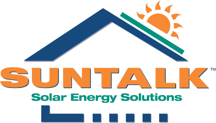 SunTalk Solar Energy Solutions Logo