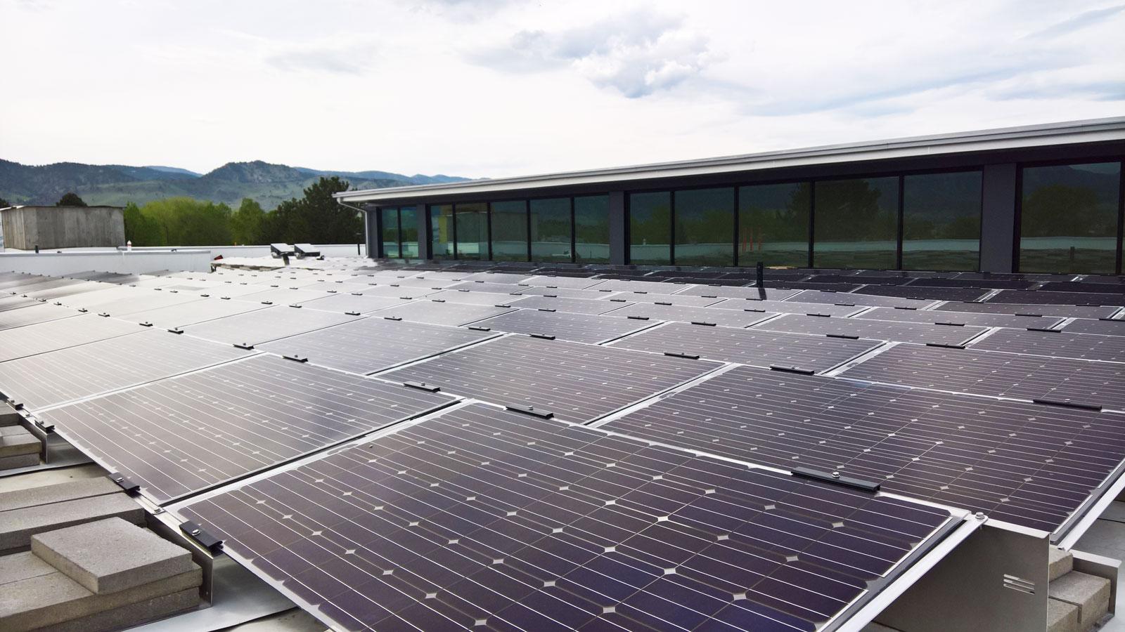 Commercial Solar Company Denver